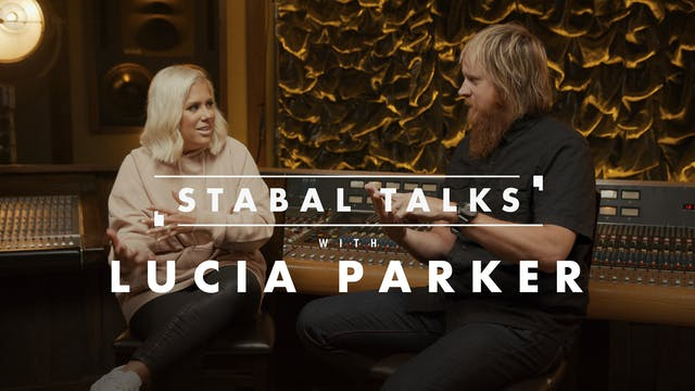 Stabal Talk with Lucia Parker