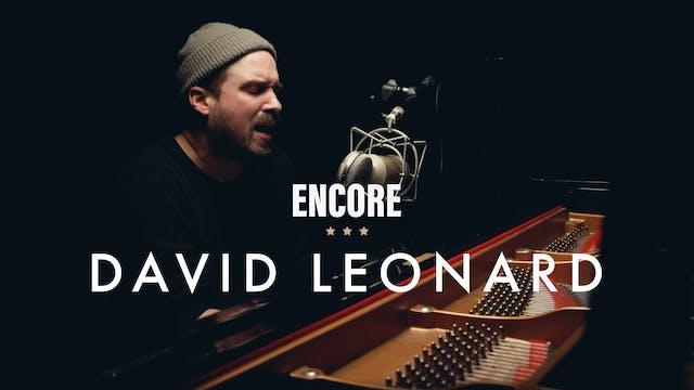 David Leonard - Encore