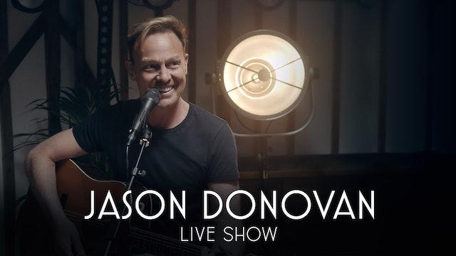 Jason Donovan   Ten Good Reasons & More   Global Concert