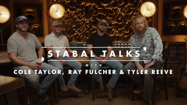 Stabal Talk - Nashville Songwriting Round Ep.1