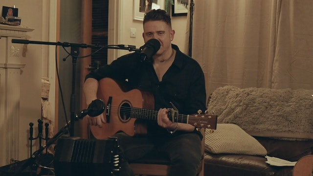 Damien Dempsey   Building Up And Tearing England Down   St Patrick's Day Concert