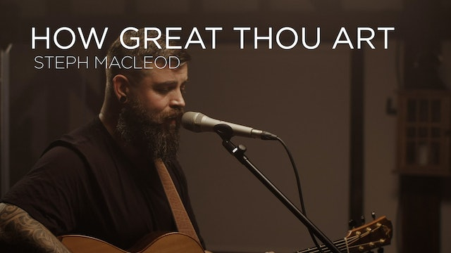 How Great Thou Art - Stabal Hymn