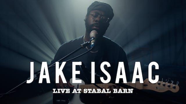 Jake Isaac - Live at Stabal