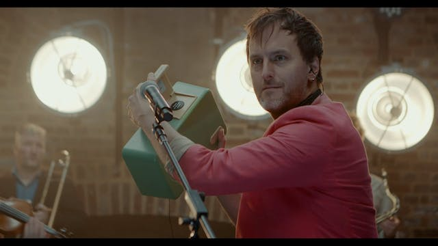 Bellowhead | Parson's Farewell | 'Hed...
