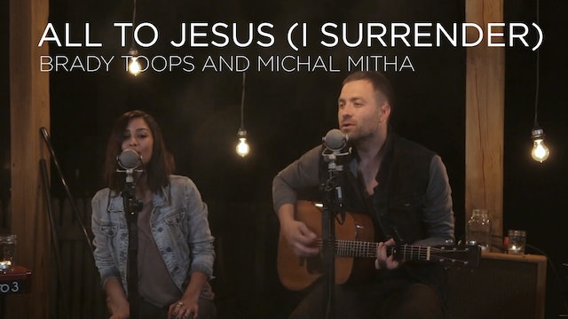 All To Jesus (I Surrender) - Stabal Hymn