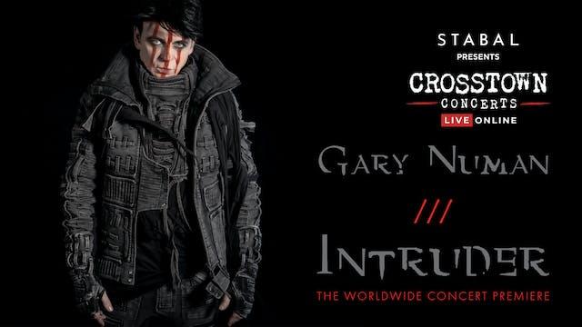 Stabal Presents: Gary Numan - Live Online