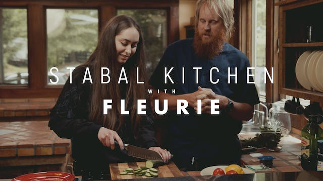 Stabal Kitchen with Fleurie