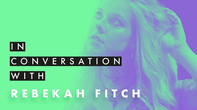 Stabal Talks with Rebekah Fitch