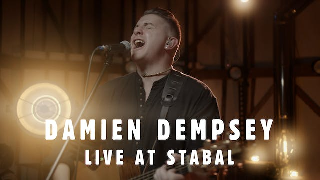 Damien Dempsey - Live at Stabal