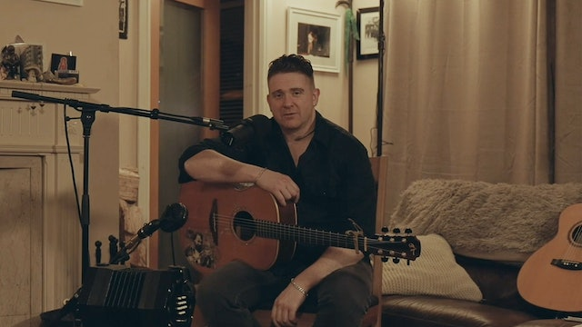 Damien Dempsey   Almighty Love   St Patrick's Day Concert