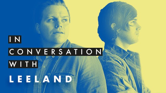Stabal Talks with Leeland