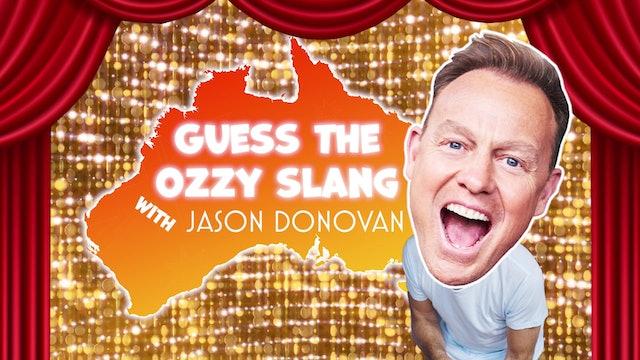 Jason Donovan   Ozzy Slang   Quiz