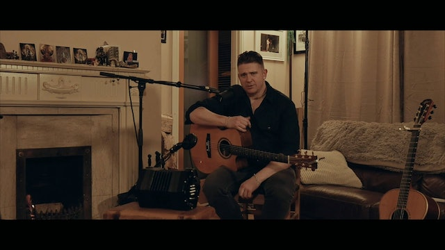 Damien Dempsey   Not On Your Own Tonight   St Patrick's Day Concert