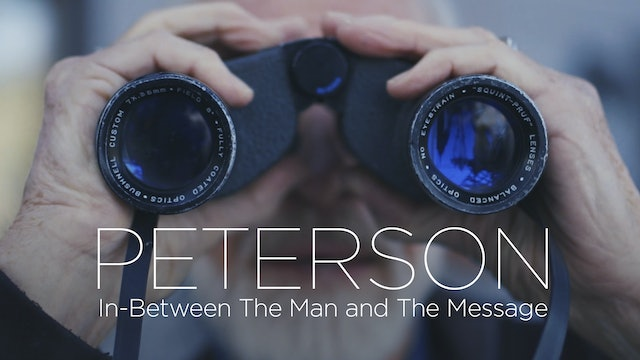 Peterson: In Between The Man And The Message