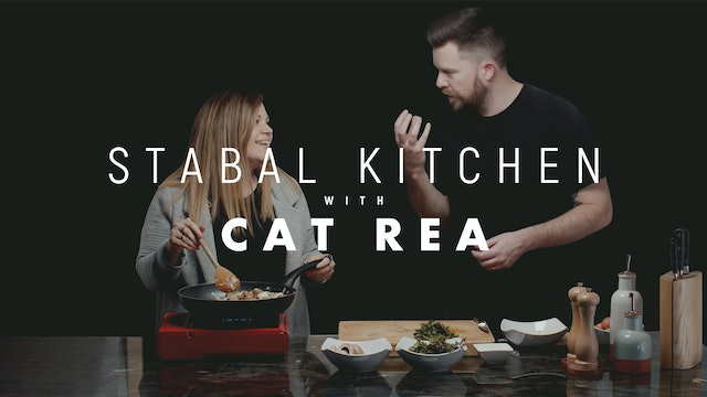 Stabal Kitchen with Cat Rea