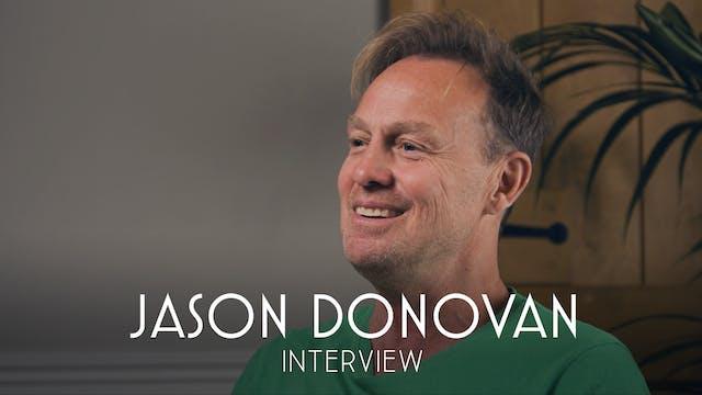 Jason Donovan - Interview