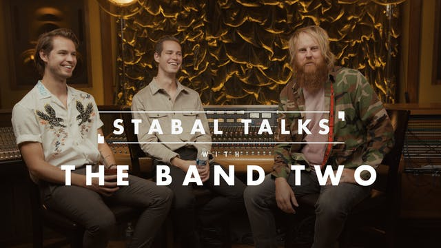 Stabal Talk with The Band Two