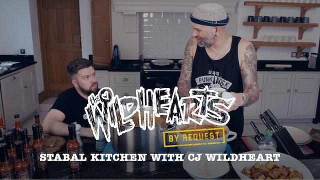 Stabal Kitchen with CJ Wildheart