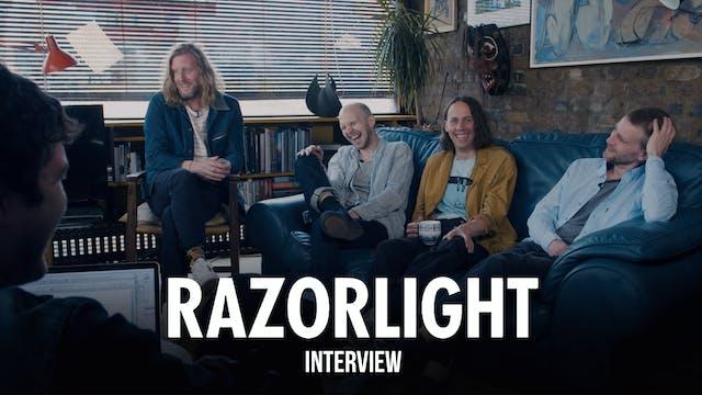 Razorlight - Interview