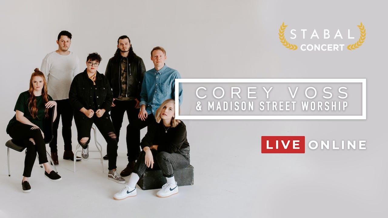 COREY VOSS & MADISON STREET - LIVE ONLINE DELUXE
