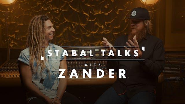 Stabal Talk with Zander
