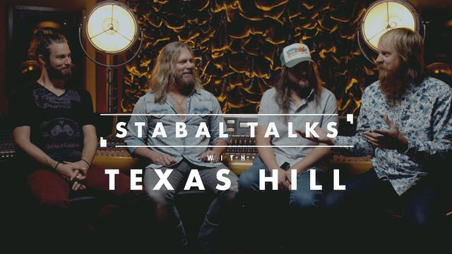 Stabal Talks with Texas Hill