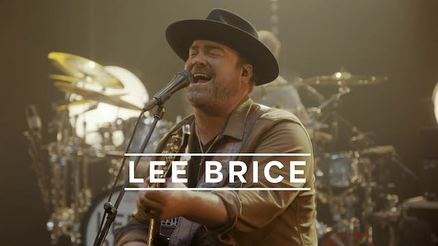 Lee Brice - Recorded Live for Tunies ...