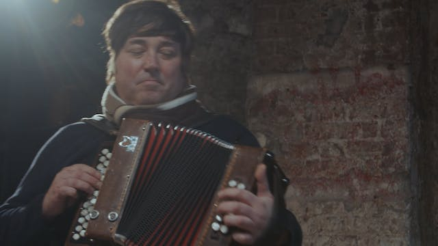 Bellowhead: John's Solo - Live at Stabal Mansion