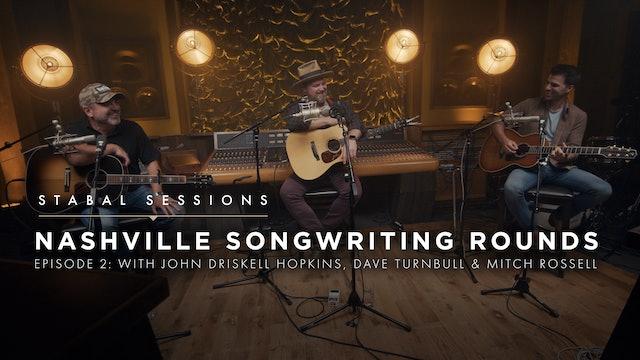NSR   Episode 2   John Driskell Hopkins, Dave Turnbull, Mitch Rossell
