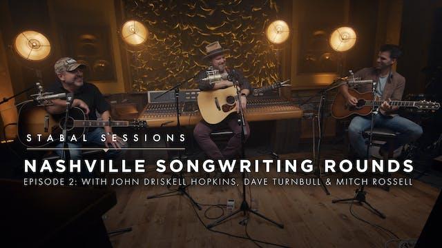 Nashville Songwriter Round 2 John Dri...
