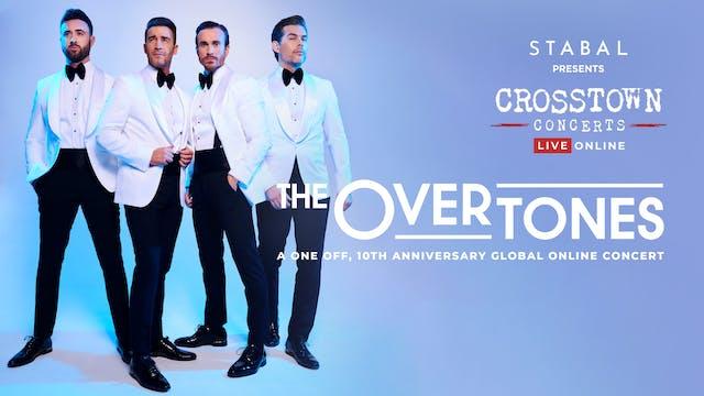 Stabal Presents: The Overtones - Live Online