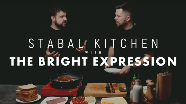 Stabal Kitchen with The Bright Expression