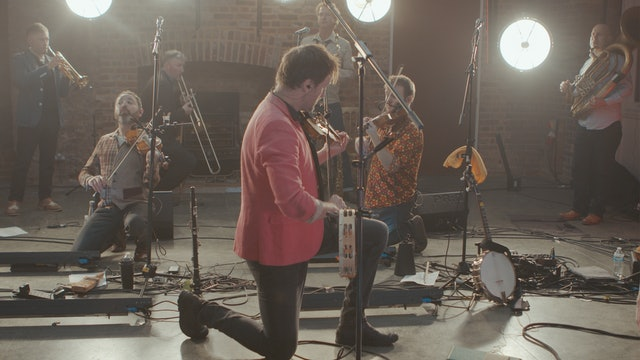 Bellowhead   Roll Alabama   'Sloe Gin' Reunion Concert