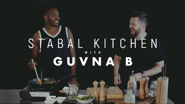 Stabal Kitchen with GUVNA B