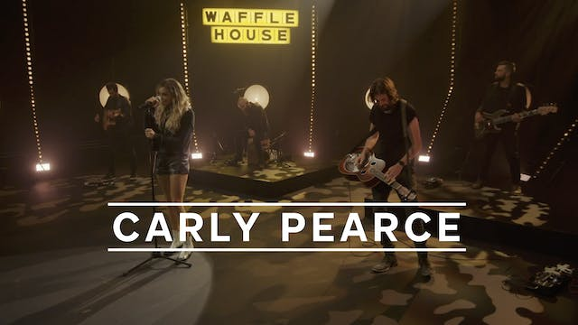 Carly Peace - Recorded Live for Tunie...