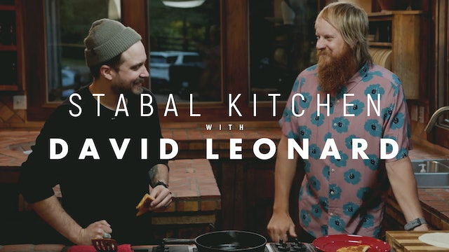Stabal Kitchen with David Leonard