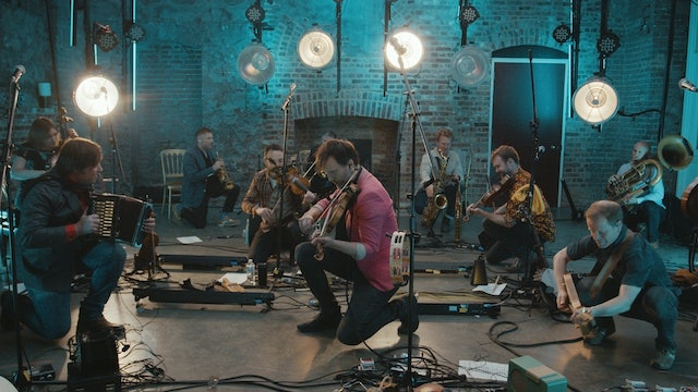 Bellowhead   Roll The Woodpile Down   'Hedonism' Reunion Concert