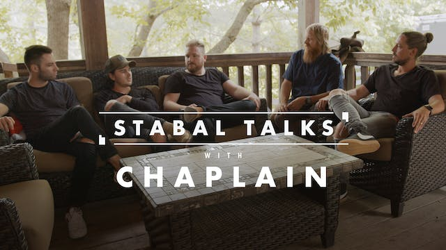 Stabal Talk with Chaplain