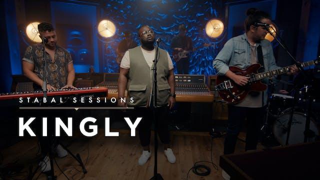 Kingly - Live at Stabal Nashville