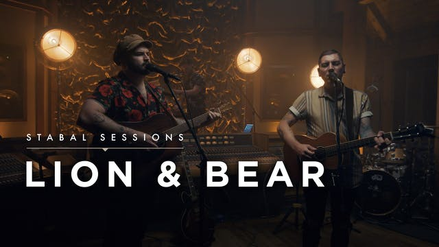 Lion & Bear - Live at Stabal Nashville