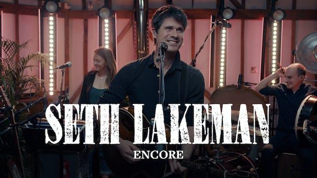 Seth Lakeman - Encore
