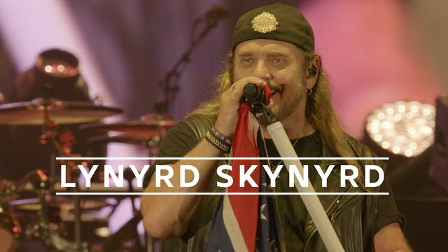 Lynyrd Skynyrd - Recorded Live for Tu...