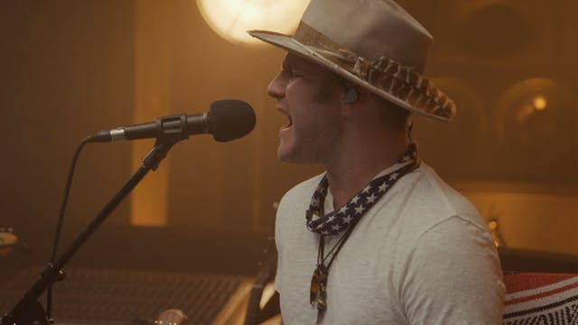 Drake White | Heartbeat | Stabal Session