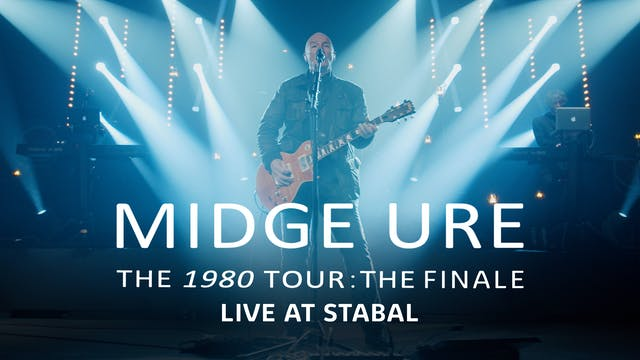Midge Ure - The 1980 Tour Finale