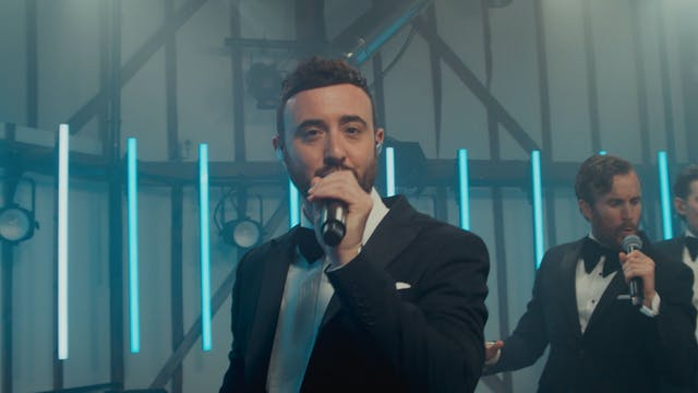 The Overtones | Love Really Hurts | Encore Performance