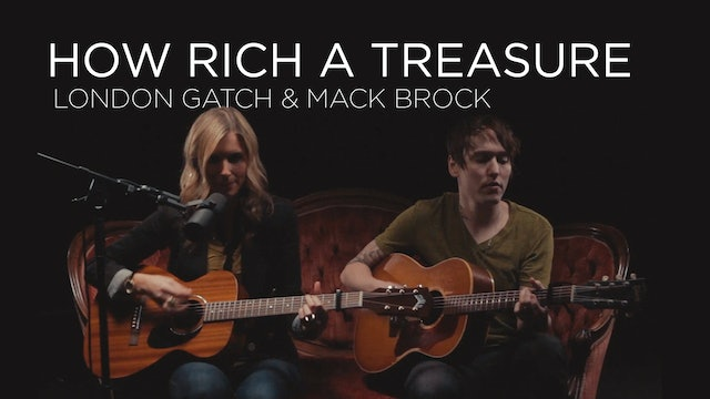 How Rich A Treasure - Stabal Hymn