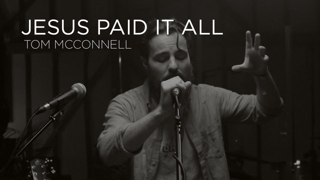 Jesus Paid it All - Stabal Hymn