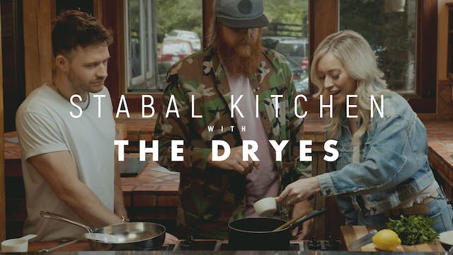 Stabal Kitchen with The Dryes