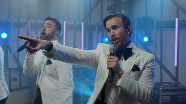 The Overtones | Give Me Just A Little...