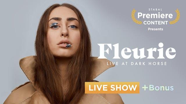 FLEURIE - LIVE ONLINE + BONUS